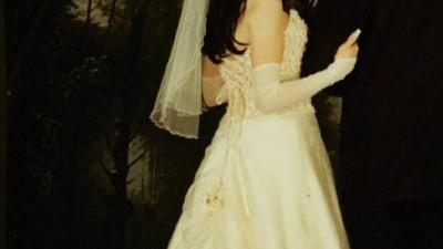 Suknia z kolekcji Perle di Delsa