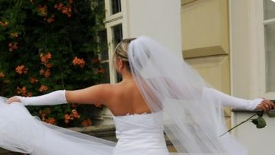 Suknia z Krakowa jak nowa