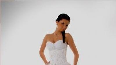 Suknia z Pracowni Sukien Ślubnych ADRIA