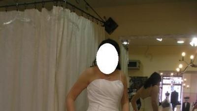 Suknia z salonu Adeline Wrocław