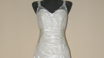 suknia z salonu Elle