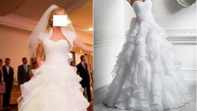 suknia z salonu Emmi Mariage, model Rossana