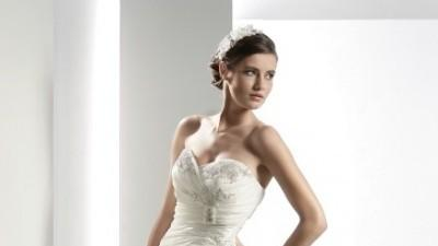 Suknia z salonu mody ślubnej Classa w Zabrzu
