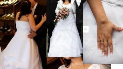 Suknie  ślubna AGNES