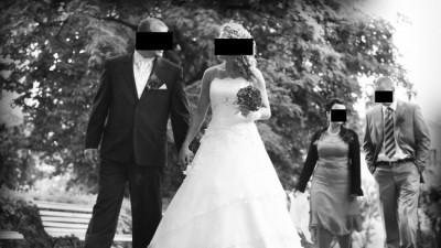 """Suknie ślubna """"Angielska"""""""