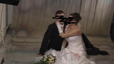 Suknie ślubna idealna dla kobiety ciężarnej
