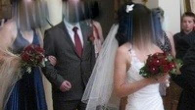 Suknie ślubną Janesa sprzedam
