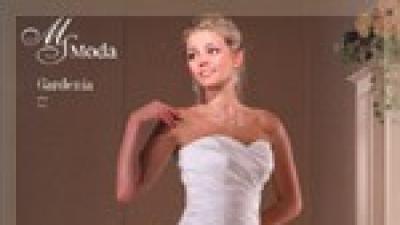 Suknie Ślubne Gardenia Ms MOda 38