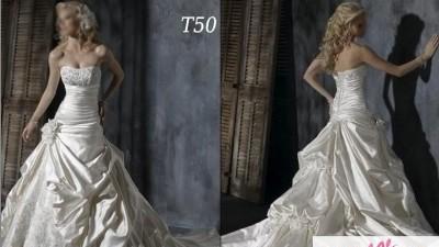 Suknie ślubne kreacje 2012