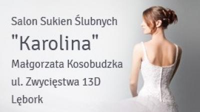 suknie ślubne salon KAROLINA