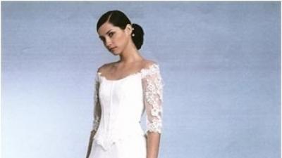 suknnia ślubna Boston
