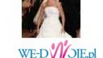 Super Suknia ślubna DAMAS firmy CYMBELINE