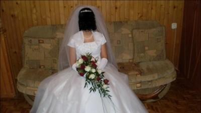 Super suknia ślubna z salonu TANIO!!! Gratisy 38/40