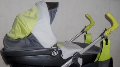 Super wózek CHICCO głęboki+spacerowy+fotelik Auto Fix. Stan bardzo dobry!!!