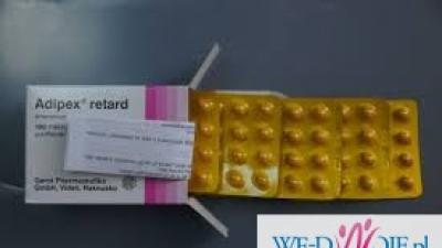 Suplemet Diety-Promocja Adipex Retard
