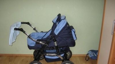 @@@ SUPRE WÓZEK BABY LUX WIEKLOFUNKCYJNY+ROŻEK