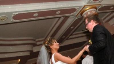 Suptelna suknia ślubna!