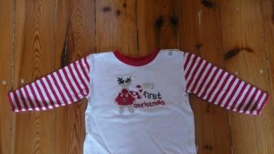 świąteczna bluzeczka uniwersalna
