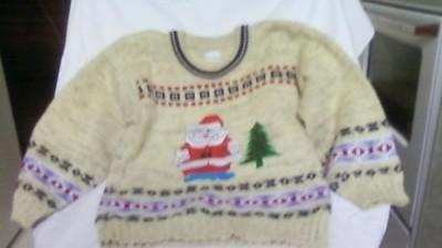 ***Świąteczny sweterek***