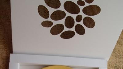 Świąteczny talerz dekoracyjny. Autorski projekt artysty plastyka. Limitowana ser