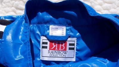 Świetna kurteczka RAINBOW BON PRIX rozmiar 54 NOWA