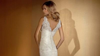 Szczęśliwa i nieużywana suknia ślubna specjalnie dla Ciebie!