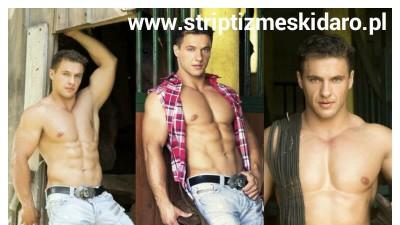 Tancerz erotyczny Płock,  striptizer Płock, striptiz męski Płock, panieńskie