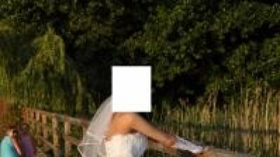 Tania / śliczna suknia ślubna