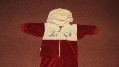 Tanie ubranka firmowe dla niemowlaczka-stan idealny