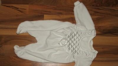 Tanie ubranko do chrztu roz.56 C&A