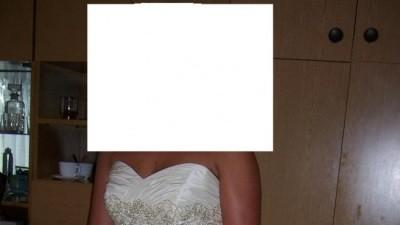 tanio spredam suknię ślubna!!!