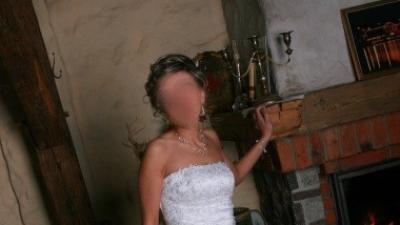 Tanio sprzedam nową suknię ślubną