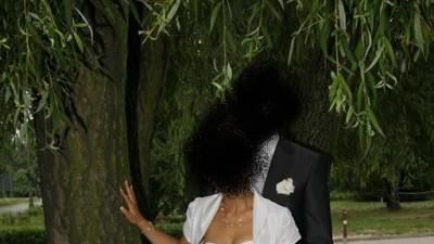 Tanio sprzedam suknie ślubną