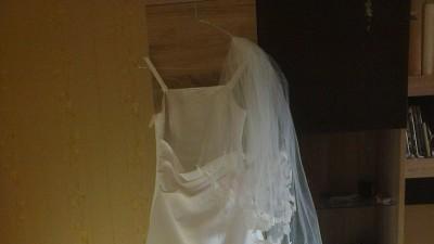 tanio sprzedam suknie slubna