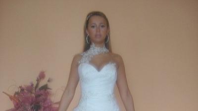 Tanio!!!suknia ślubna