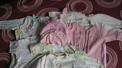 Tanio ubranka roz.56 i 62