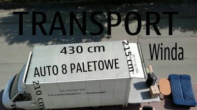 TEL 791 473 526 transport maszyn urządzeń wnoszenie przewóz Wroclaw tanio cennik