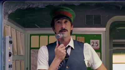 To mógłby być zwiastun filmu, ale to tylko reklama. Adrien Brody zaprasza do bajkowego świata i wyjątkowej podróży