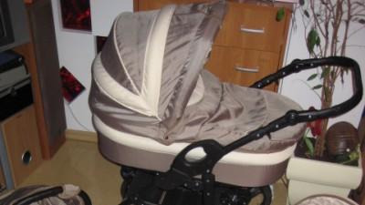 TUFIFI Boddler NOWY wózek dziecięcy 3w1 beżowy GWARANCJA