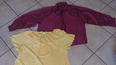 Ubrania używane duże