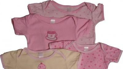 ubranka dla dziewczynki od urodzenia do ok 18m-cy