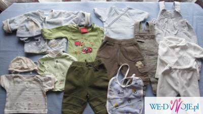 ubranka dla noworodka / niemowlaka 0-3 miesiace