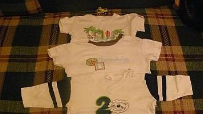 Ubranka dziecięce chłopiece