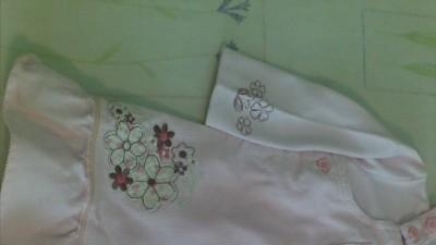 Ubranka niemowlęce dla dziewczynki - wysyłka gratis.