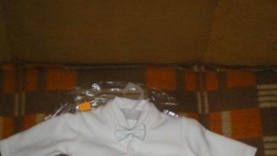 Ubranko do chrztu dla chlopca rozm. 68 firmy KRASNAL