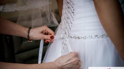 Unikatowa suknia ślubna ADESSO