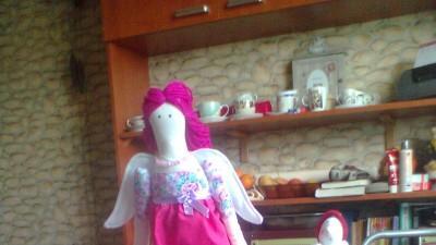 Uszyję lalkę Tilka, Królika, Pinokia ....