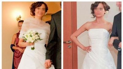 UWAGA! CENA MOCNO W DÓŁ! Suknia ślubna Mystic model Badi