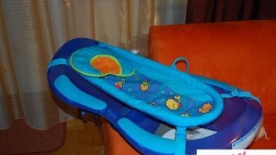 Wanienka Fisher Price z pływającymi zabawkami