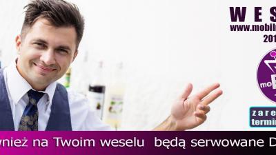 Wesele last minute  BARMAN na wesele  poszukuje sz DRINK-BAR -Sprawdź